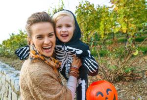 Navigating Halloween As A Newly Divorced Parent